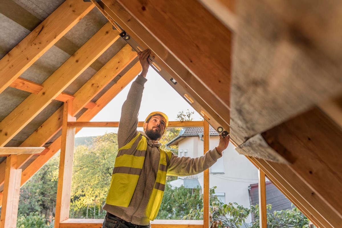 trasporto e montaggio casa in legno